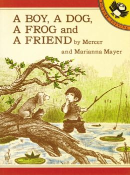 A Boy, a Dog, a Frog, and a Friend