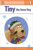 Book Cover Image. Title: Tiny the Snow Dog, Author: Cari Meister