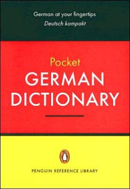 The Penguin Pocket German Dictionary