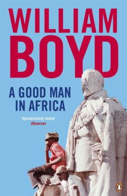 Good Man In Africa,A