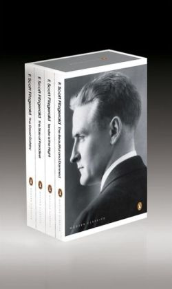 Modern Classics The Essential Fitzgerald 4 Volumes Boxed Set