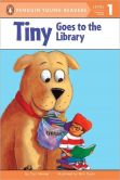 Book Cover Image. Title: Tiny Goes to the Library, Author: Cari Meister