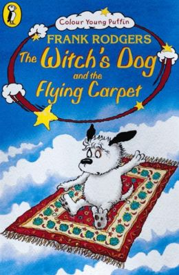 Colour Young Puffin Witchs Dog And The Flying Carpet