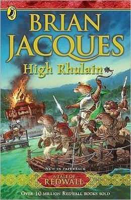 High Rhulain (Redwall Series #18)