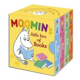 Moomin's Little Library.