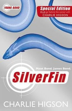 Young Bond:silverfin