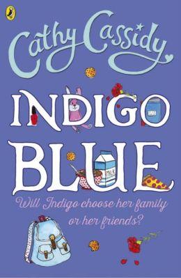 Indigo Blue. Cathy Cassidy