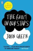 Book Cover Image. Title: Fault in Our Stars, Author: John Green