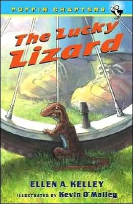 The Lucky Lizard