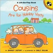 Cousins Are for Holiday Visits