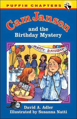 The Birthday Mystery (Cam Jansen Series #20)