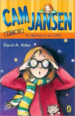 The Mystery of the U.F.O. (Cam Jansen Series #2)