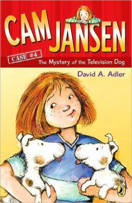 The Mystery of the Television Dog (Cam Jansen Series #4)