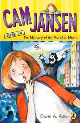 The Mystery of the Monster Movie (Cam Jansen Series #8)