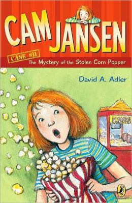 The Mystery of the Stolen Corn Popper (Cam Jansen Series #11)