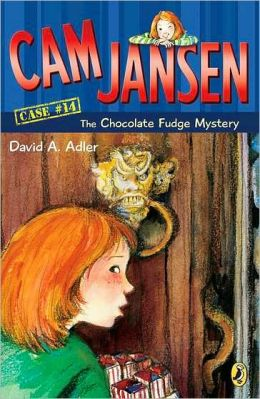 The Chocolate Fudge Mystery (Cam Jansen Series #14)
