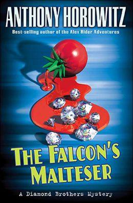 The Falcon's Malteser (Diamond Brothers Series #1)