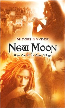 New Moon (Oran Trilogy Series Book 1)