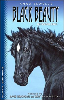 Black Beauty: The Graphic Novel (Puffin Graphic Classic Series)