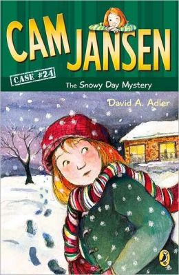 The Snowy Day Mystery (Cam Jansen Series #24)