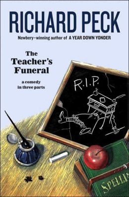 Reread #18 A Teacher's Funeral