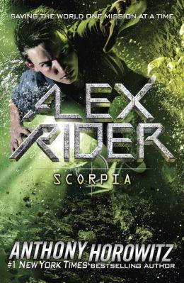 Scorpia (Alex Rider Series #5)