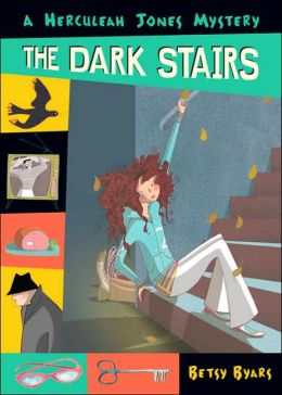 The Dark Stairs (Herculeah Jones Series)