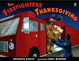 The Firefighter's Thanksgiving