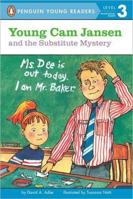 Young Cam Jansen and the Substitute Mystery (Young Cam Jansen Series #11)