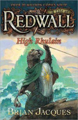 High Rhulain (Redwall Series #18)