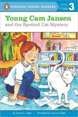 Young Cam Jansen and the Spotted Cat Mystery (Young Cam Jansen Series #12)