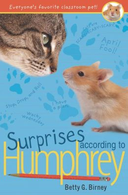 Surprises According to Humphrey (Humphrey Series #4)