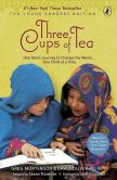 Book Cover Image. Title: Three Cups of Tea, Young Reader's Edition:  One Man's Journey to Change the World...One Child at a Time, Author: Greg Mortenson