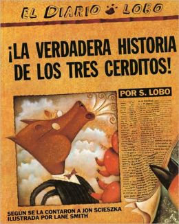 The True Story of the 3 Little Pigs / La verdadera historia de los tres cerditos!