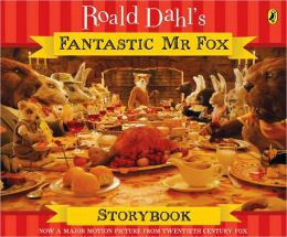 Fantastic Mr. Fox Storybook