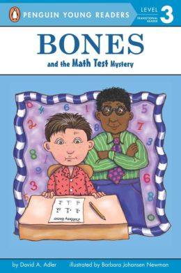Bones and the Math Test Mystery (Jeffrey Bones Series)
