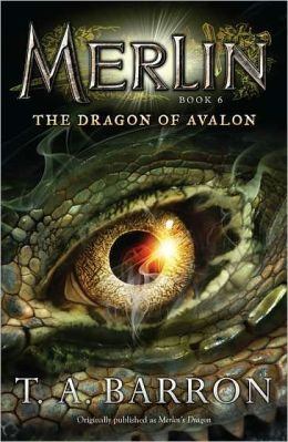 The Dragon of Avalon (Merlin Saga Series #6)