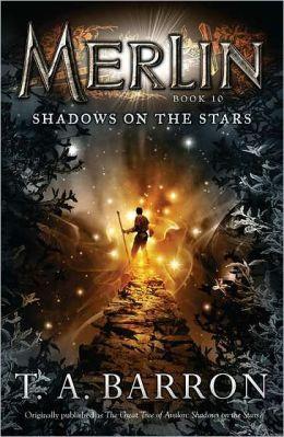 Shadows on the Stars (Merlin Saga Series #10)