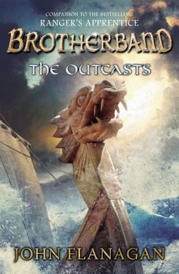 The Outcasts (Brotherband Chronicles Series #1) by John ...