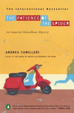 The Patience of the Spider (Inspector Montalbano Series #8)