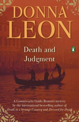 Death and Judgment (Guido Brunetti Series #4)
