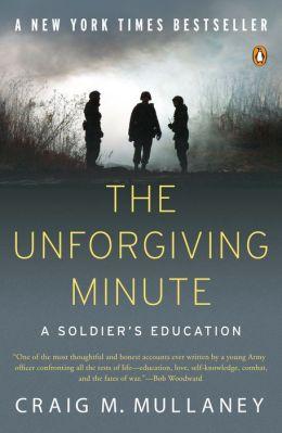 The Unforgiving Minute: A Soldier's Education