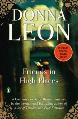 Friends in High Places (Guido Brunetti Series #9)