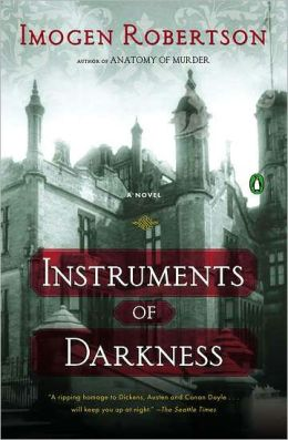 Instruments of Darkness (Crowther and Westerman Series #1)
