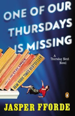 One of Our Thursdays Is Missing (Thursday Next Series #6)