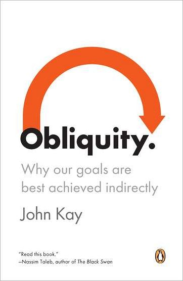 Ebooks magazines download Obliquity: Why Our Goals Are Best Achieved Indirectly (English Edition) by John Kay CHM PDB MOBI 9780143120551