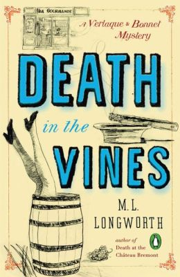 Death in the Vines (Verlaque and Bonnet Series #3)