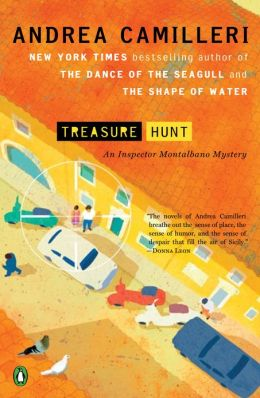 Treasure Hunt (Inspector Montalbano Series #16)