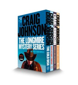 The Walt Longmire Mystery Series: The First Four Novels (Boxed Set)