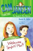 Book Cover Image. Title: Cam Jansen and the Spaghetti Max Mystery, Author: David A. Adler